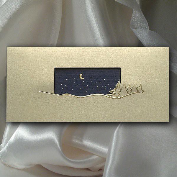 Elegancka firmowa kartka świąteczna na Boże Narodzenie - model K513